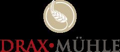 Datei zeigt Logo der Drax Mühle